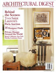 Architectural Digest: July 2009